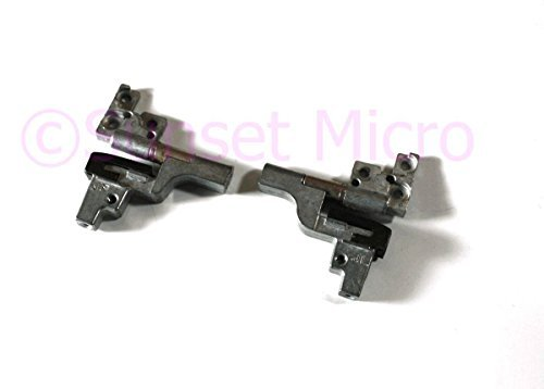 Genuine Dell Latitude D630 D620 LCD Hinge Set Laptop Left and Right ()