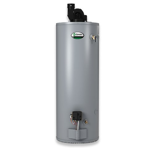A.O. Smith GPDT-50 ProMax Power Direct Vent Gas Water Heater, 50 - Vent Power Gas