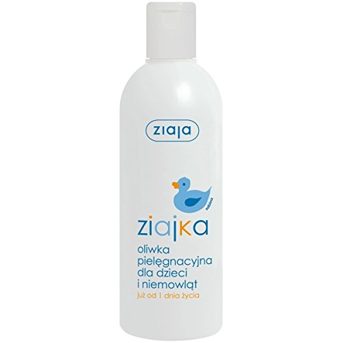 ZIAJA BABY - CARE BABY OIL FOR BABY AND KIDS - 270ml Z01095