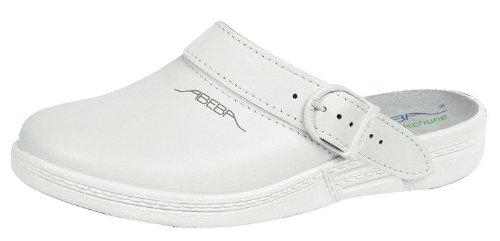 Abeba Laborschuhe Arztschuhe weiß ABEBA 5013 - Calzado de protección para mujer Blanco blanco