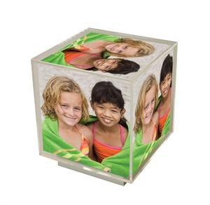 Spinning Photo Cube - Case of 36