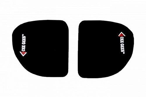 Cee Gees Cushy's Aerobar Pads (3T Aduro / Cervelo P5) CY3T02