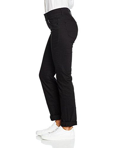 Stretch Black Straight Donna Schwarz Smart s Blu Denim 99z8 Oliver xqYwCIE8