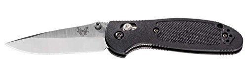 Benchmade Mini Griptilian 556 Knife, Drop Point
