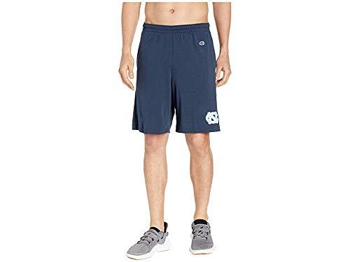Champion College Men's North Carolina Tar Heels Mesh Shorts Navy 2 Large 9