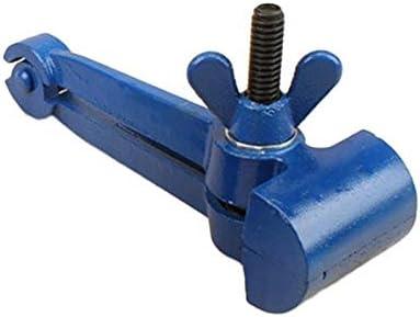 GENERICS LSB-Werkzeuge, Mini-Handschraubstock mit Mehreren Zangen Kleiner Hochleistungsbackenschraubstock 20 mm / 40 mm / 50 mm Präzisionsschraubstock