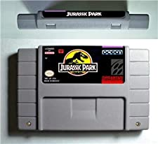 Jurassic Park - Action Game Cartridge US Version - Sega Genesis Collection ,classics ,Games For NES for Genesis