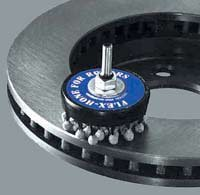 Flex-Hone RMFH120Z25 Medium Honing for Rotors