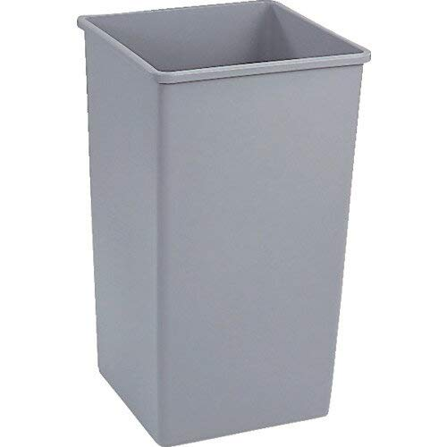 Untouchable & Reg 35-Gal Plaza Waste Container Rigid Liner Color: (Plaza Waste Receptacle)