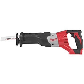 Bare-Tool Milwaukee 2620-20 M18 18-Volt Sawzall Cordless Reciprocating Saw (Tool Only, No Battery)