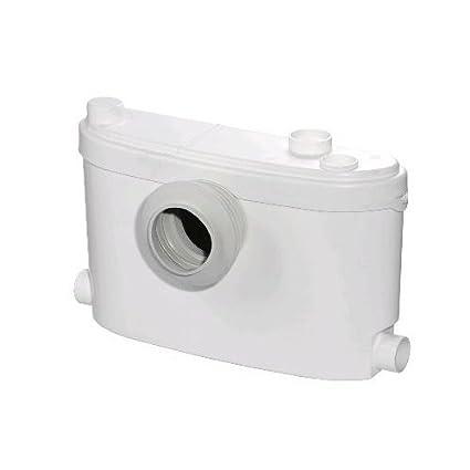 SANISLIM - Pompa trituratore per scarico bagno completo Code SSL ...