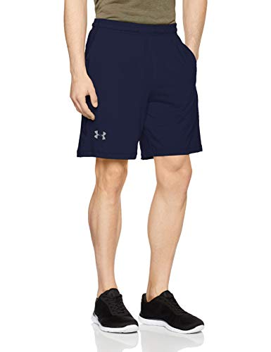 8 410 Deportivos Raid Under Hombre Navy Pantalones Armour midnight Azul steel Ua Short Cortos xOf4wqtO