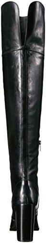 FRYE Womens Claude OTK Leather Slouch Boot Black OZ2zKWI