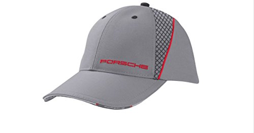 Porsche Genuine Racing Collection Baseball Cap - Grey