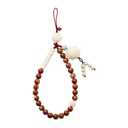 Chinese Wind Bag Hanging U Disk Hanging Wrist, Red Detachable Lanyard
