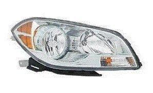 (Fits 08 09 10 11 12 Chevrolet Malibu Passenger Headlight NEW Headlamp Right Front)