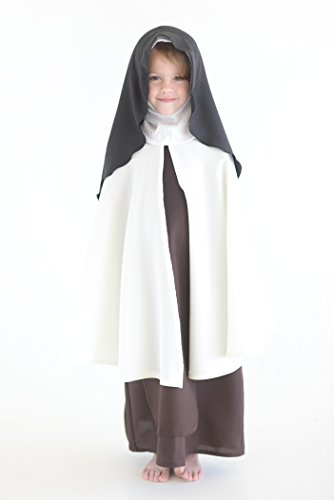 All Saint Day Costumes (St. Therese Carmelite Saint Costume (6))
