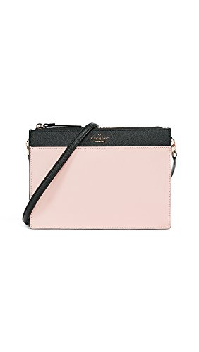 Kate Spade New York Women's Clarise Cross Body Bag, Warm Vellum Multi, One Size by Kate Spade New York