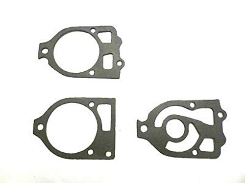 WATER PUMP GASKET SET KIT FOR 84-90 MERCRUISER OUTDRIVE LOWER UNIT 0671K