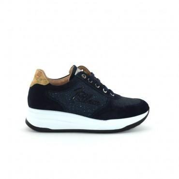 prezzo economico vendita a basso prezzo sezione speciale Alviero martini prima classe sneakers junior girl - 36 - black ...
