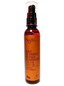 Cmagic® aceite de higo de barbarie, 80 ml muy Riche en acides gras,