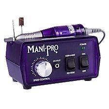 Kupa Original Mani-pro Electric Nail Filing System Razzberry by Kupa, Inc