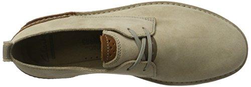 Clarks Capler Plain, Zapatos de Vestir para Hombre Marrón (sand Suede)
