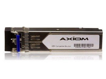 Axiom AFBR-57R5APZ-AX SFP (mini-GBIC) transceiver module - fiber optic - LC multi-mode - up to 1640 ft - 850 nm