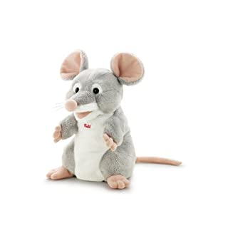 """Mouse Puppet 9"""" by Trudi"""