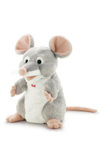 "Mouse Puppet 9"" by Trudi"