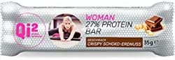 27% Protein-Riegel Crispy Schoko-Erdnuss (Schoko-Erdnuss)
