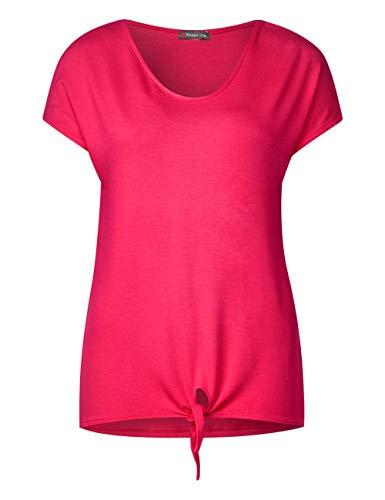 Mujer Pink Mangas dark Para Sin 11709 One Blossom Camiseta Rosa Street wPxSnpqCX