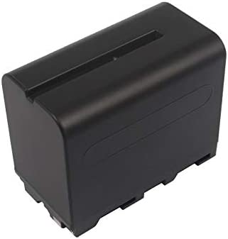 Replacement Battery Record for Video Devices 4K Recording Monitors,