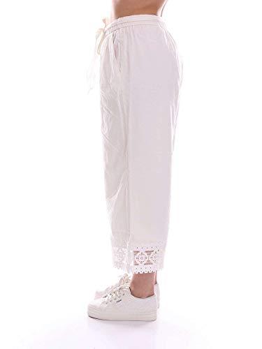 Mujer Blanco S18co4436 Suncoo Suncoo Pantalon Mujer Blanco Pantalon S18co4436 O7PqZ1