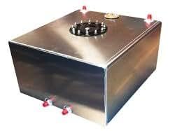 Taste V bottom aluminum fuel tank
