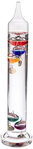 AcuRite 00751WB Glass Galileo Thermometer