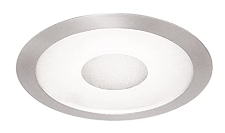 Juno Lighting 242-SC 6-Inch Perimeter Frosted Lens with Clear Center Satin  sc 1 st  Amazon.com & Juno Lighting 242-SC 6-Inch Perimeter Frosted Lens with Clear ... azcodes.com