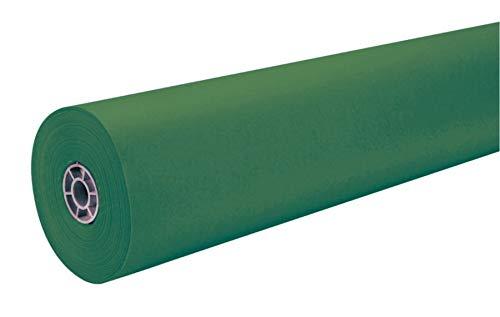 ArtKraft Duo-Finish Paper Roll, 50 lb, 36 Inches x 1000 Feet, Emerald by ARTKRAFT