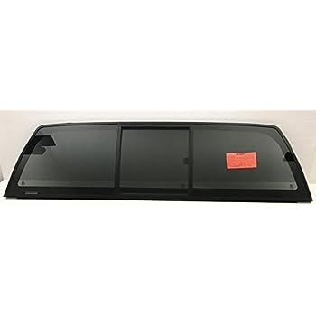 C1500 K1500 C2500 K2500 C3500 K3500 NAGD Fits 2014-2018 Chevrolet Silverdao /& GMC Sierra 4 Door Extended Cab Pickup Driver Side Left Rear Door Window Glass