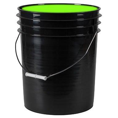 5-Gallon Washable Blacklight Neon Uv Glow Paint - Green