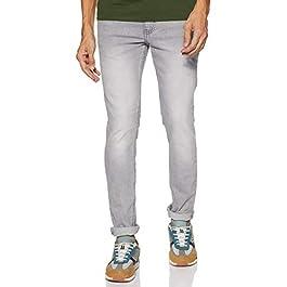 Buy Amazon Brand Men's Skinny Fit Jeans India 2021