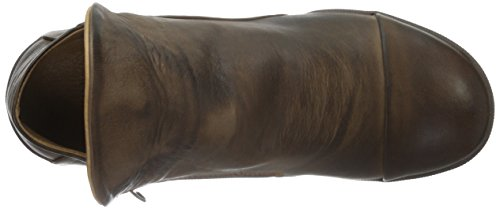 Andrea Conti 0340518, Zapatillas De Estar por Casa para Mujer Marrón - Braun (dunkelbraun/Cognac 118)