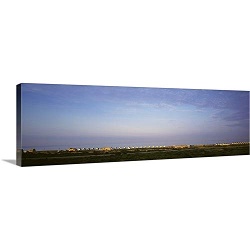 GREATBIGCANVAS Gallery-Wrapped Canvas Entitled North Truro Cape Cod MA by 48