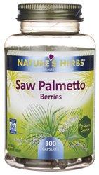 Nature's Herbs Zand Saw Palmetto Berries Capsule, 100 Count