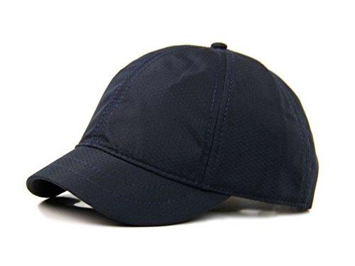(Crazy Cart Short Brim Quick-drying Adjustable Sun Hat Baseball Cap)