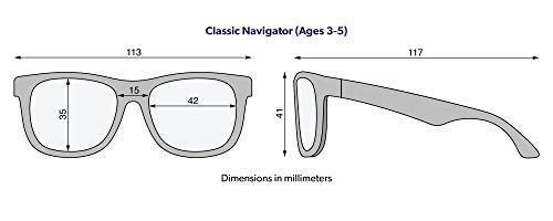 edc76582a65 Babiators Original Navigator Sunglasses (3-5 Years) Think Pink ...