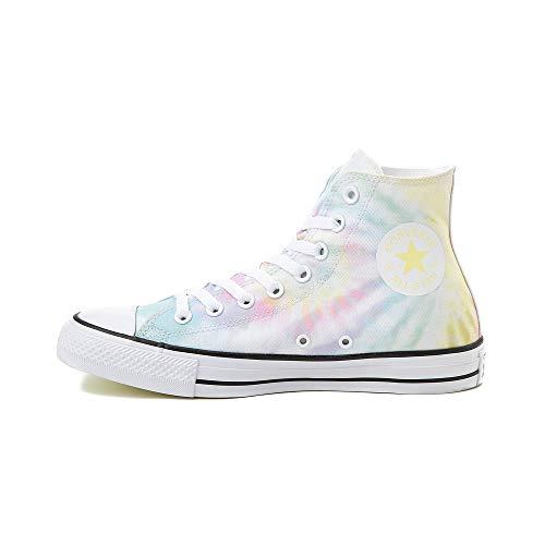 Rosa Scamosciato Sneaker 9567 All Multicolore Ox Fuchsia Taylor tie Chuck Star Barely Converse Dye Donna 8g0Rpq