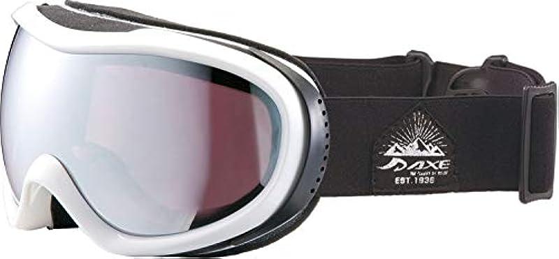 AXE 스키 남여공용 편광 더블 렌즈 헬맷대응 UV 프로텍션 OMW780