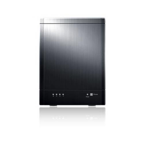Sans Digital TowerRAID TR4U+B – 4 Bay SATA to USB 3.0 JBOD Enclosure (Black)