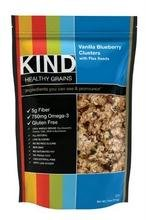 Vanilla Blueberry Cluster with Flax 11 Ounces (Case of -